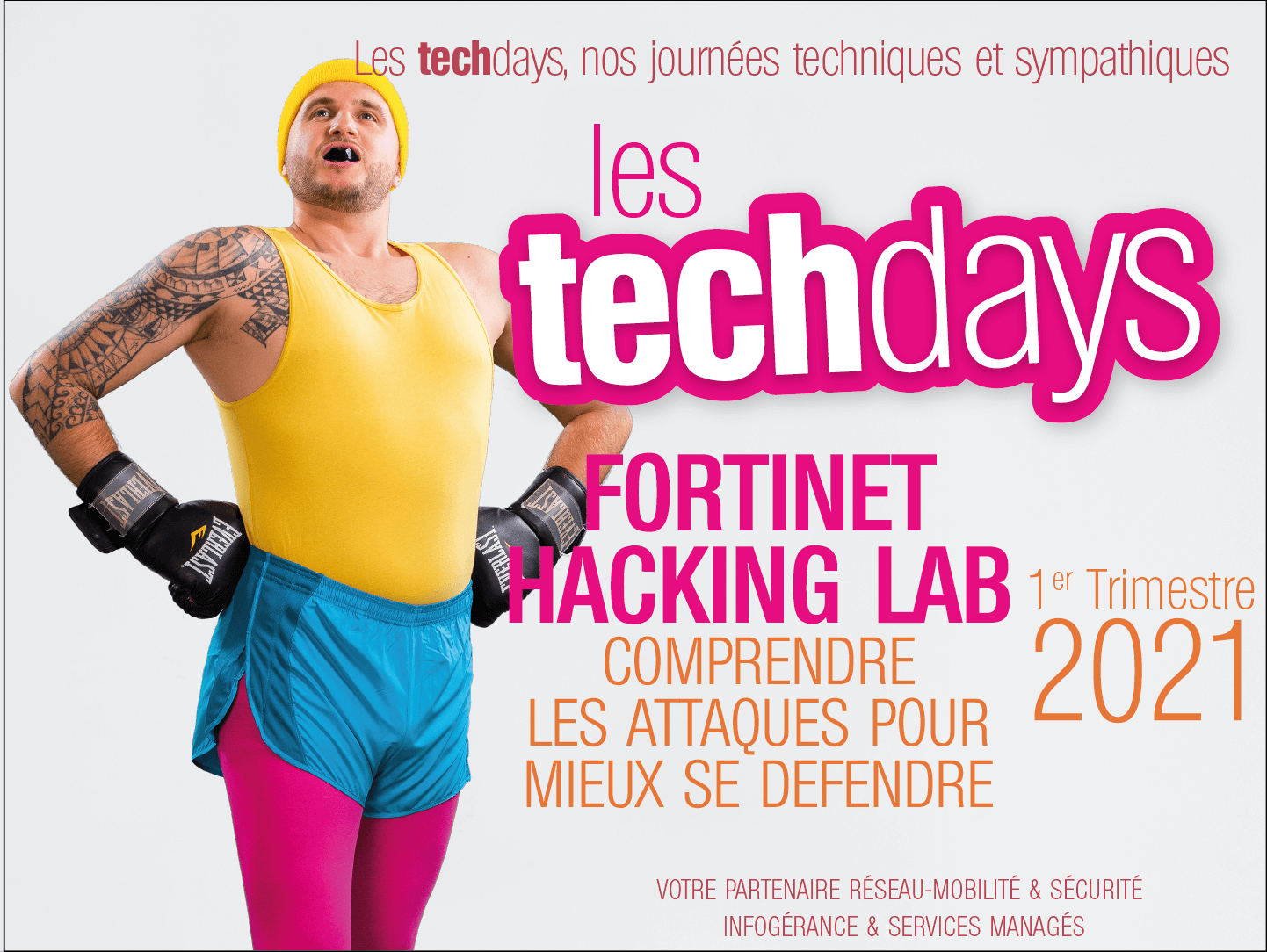 TechDays Fortinet Hacking Lab !